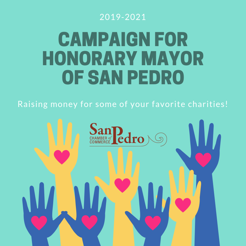 Honorary Mayor of San Pedro Campaign