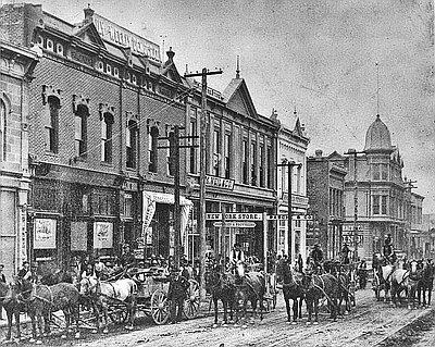 Baker City 1890