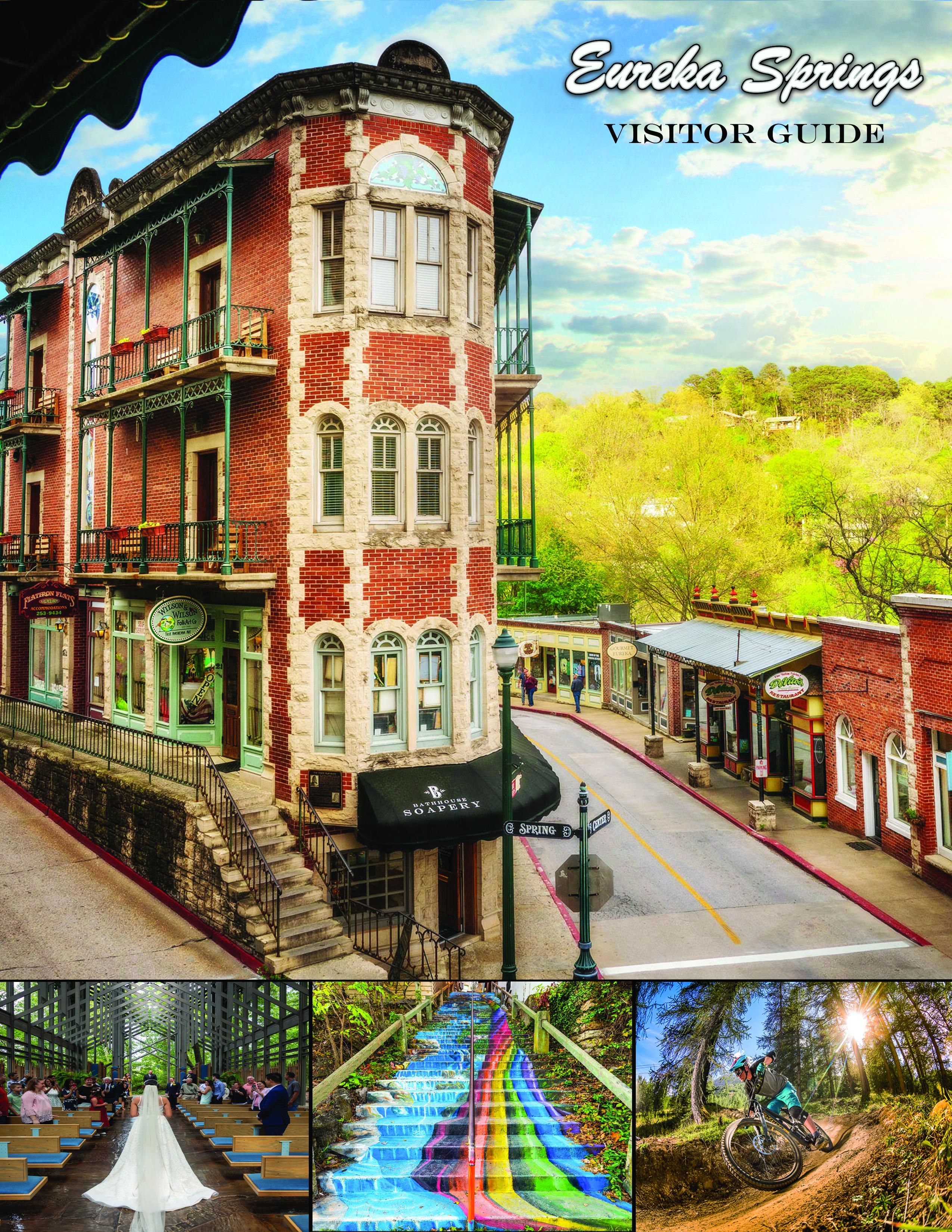 2020 Eureka Springs Visitor Guide