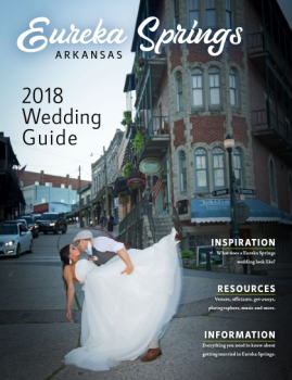 2018 Eureka Springs Wedding Guide