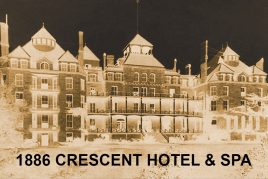1886 Crescent Hotel and Spa; Summer; Family Fun; Eureka Springs