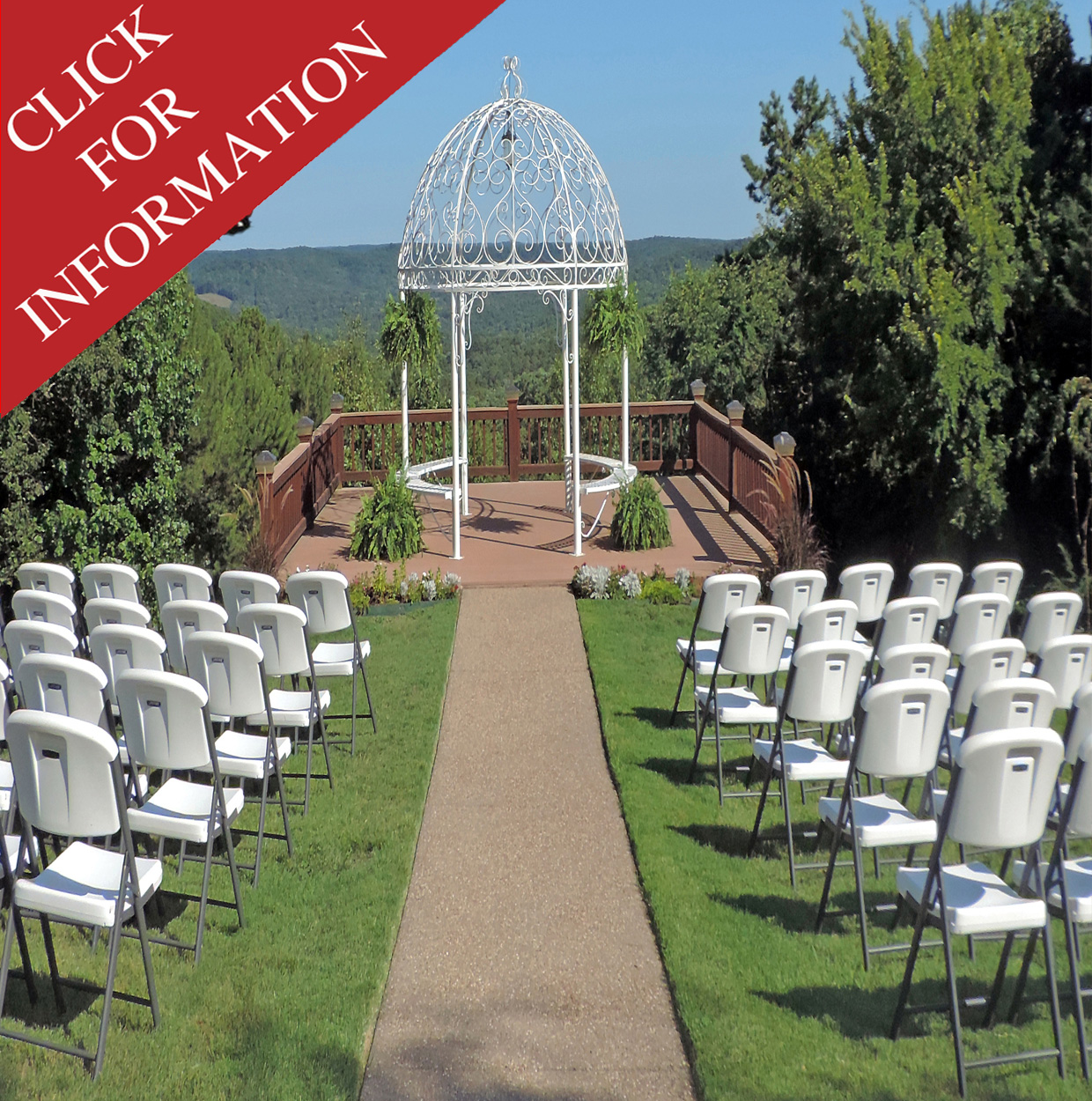 Red Bud Valley Resort, Chapel and Gardens, Eureka Springs, Arkansas, Weddings, Outdoor, Moriah Outdoor Chapel