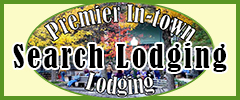 Premier In-town lodging search logo