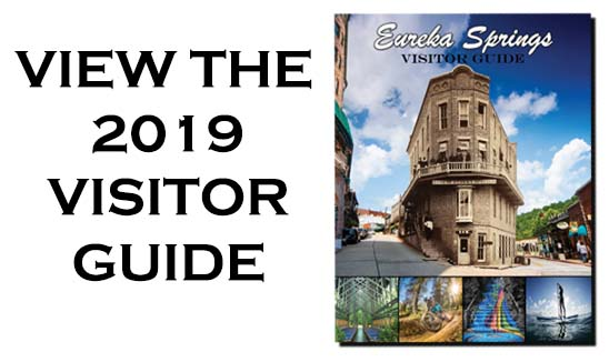 View the 2019 Eureka Springs Visitor Guide
