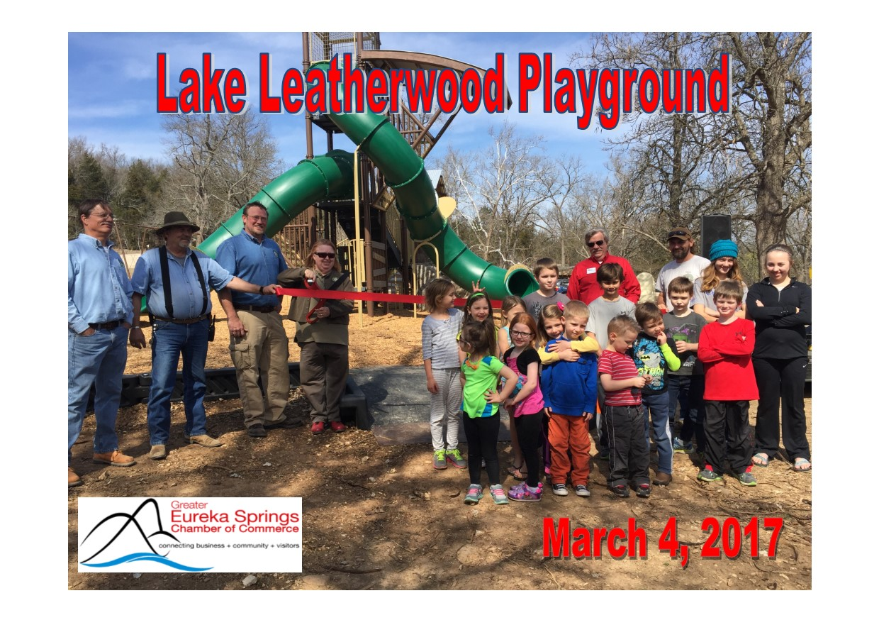 Lake Leatherwood Playground
