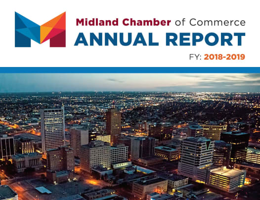 Midland Chamber of Commerce: Annual Report [FY 2018-2019]