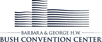 Bush Convention Center Logo