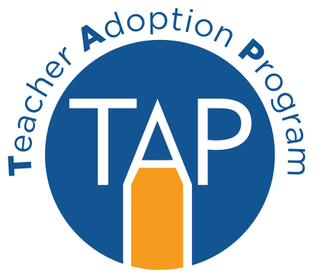 Teacher Adoption Program Logo