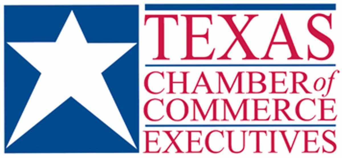 Texas Chamber of Commerce Executives logo