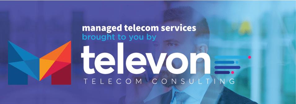 Televon by Telecom + Midland Chamber Logo