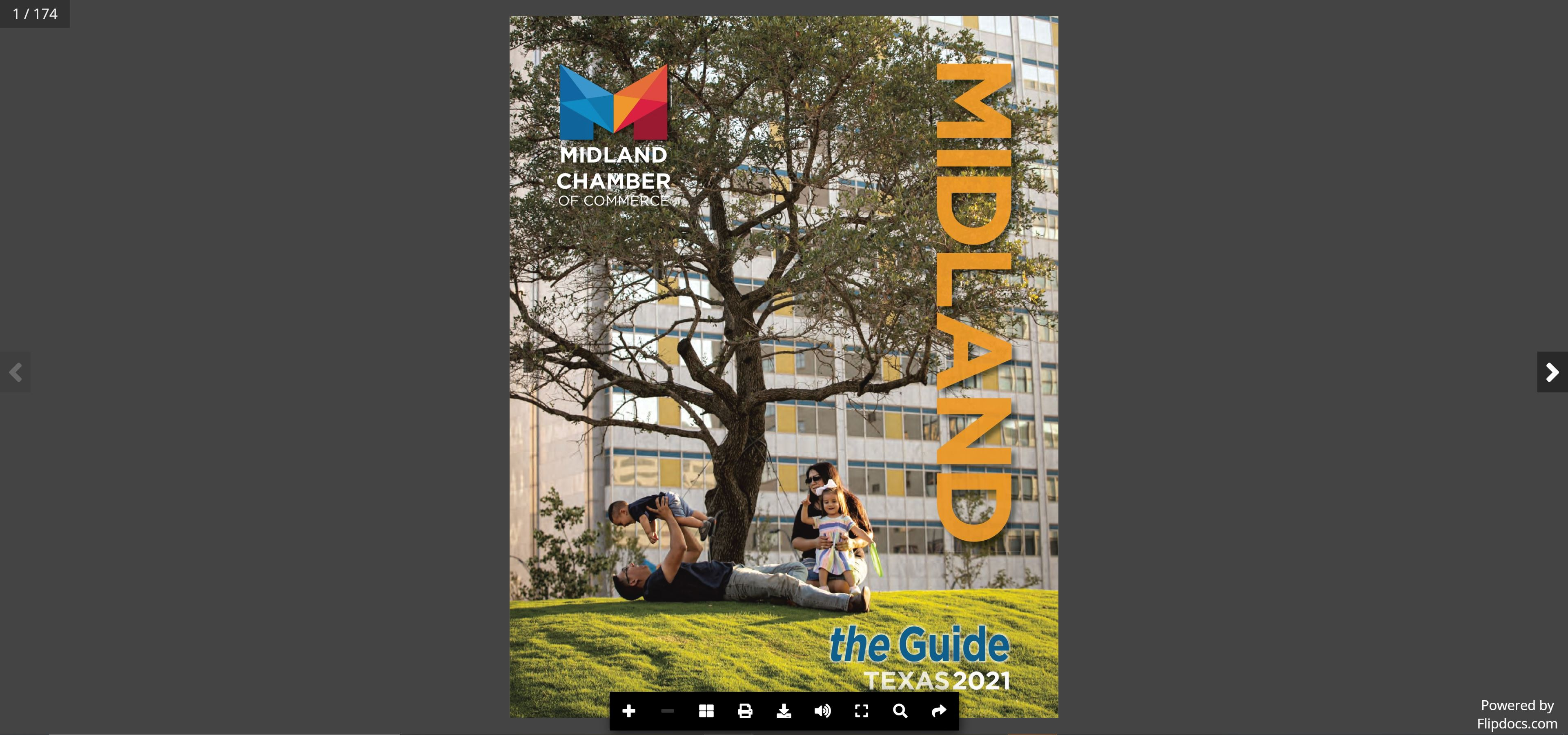 2021 Digital Midland Guide