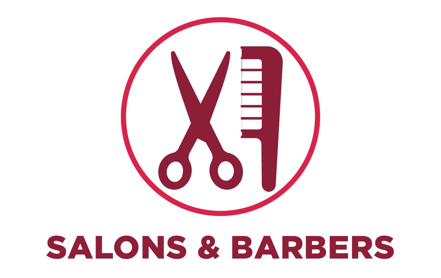 Salons & Barbers