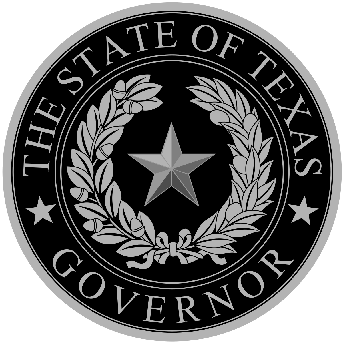 Office of the Governor of Texas Logo