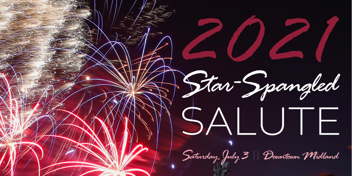 2021 Star-Spangled Salute (Midland, Texas)