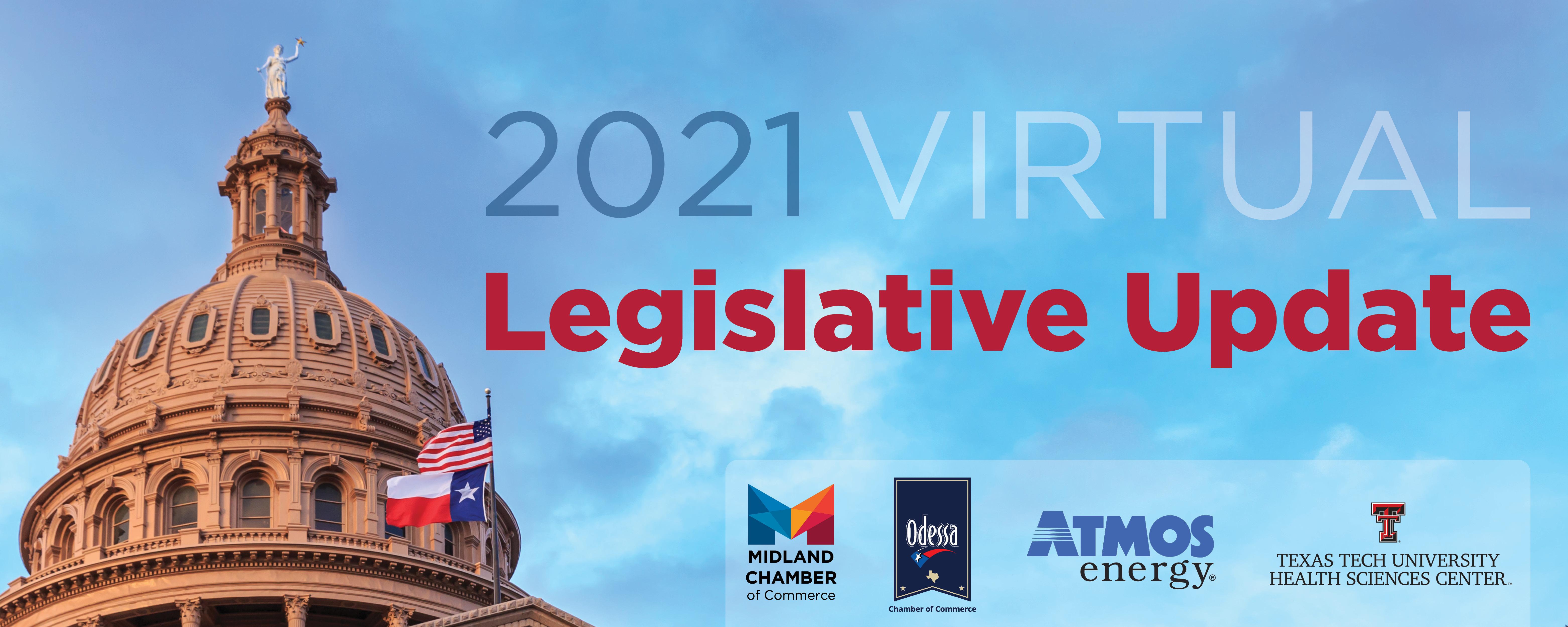 2021 Midland Odessa Legislative Update