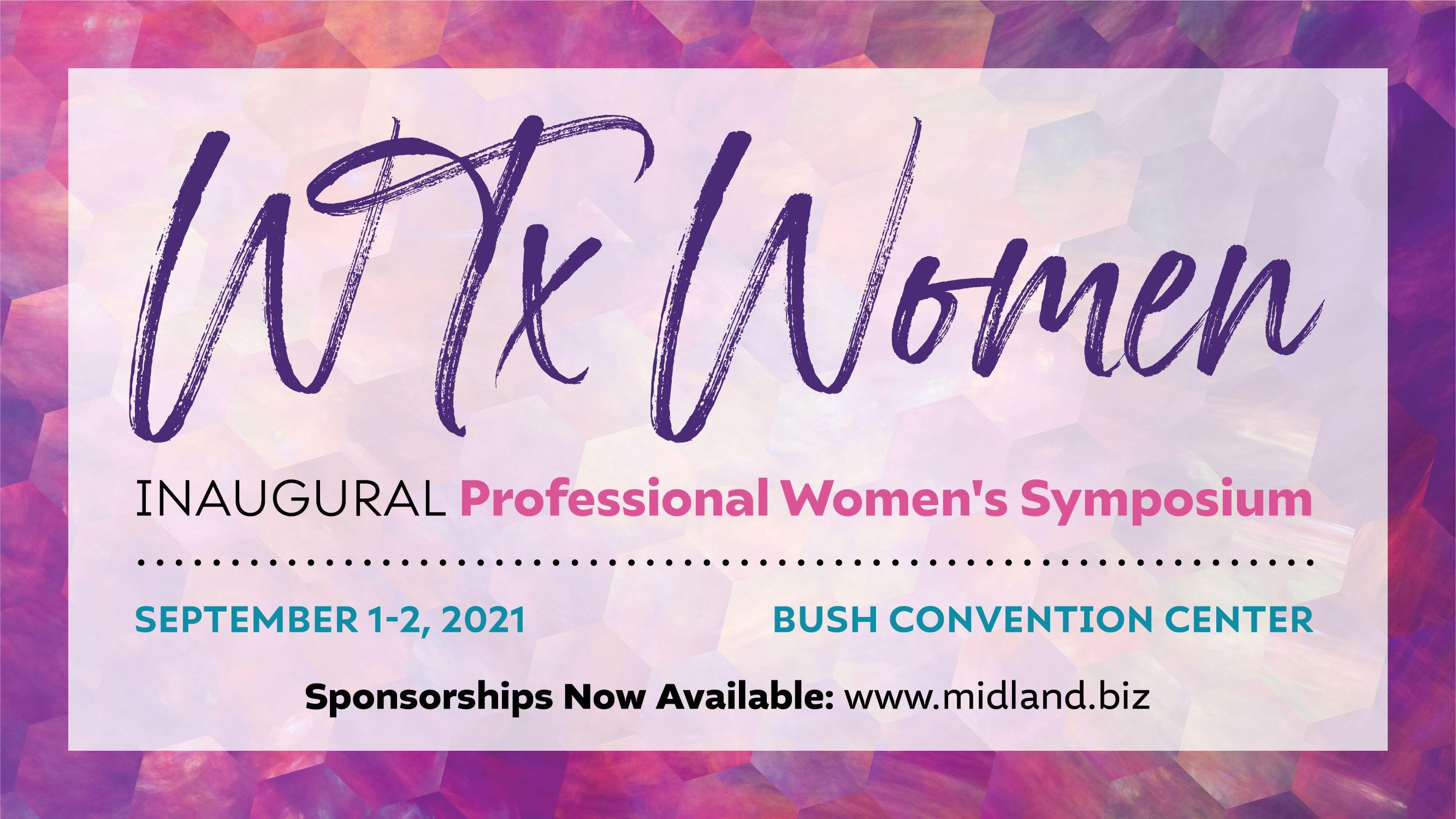 WTX Women: Professional Women's Symposium