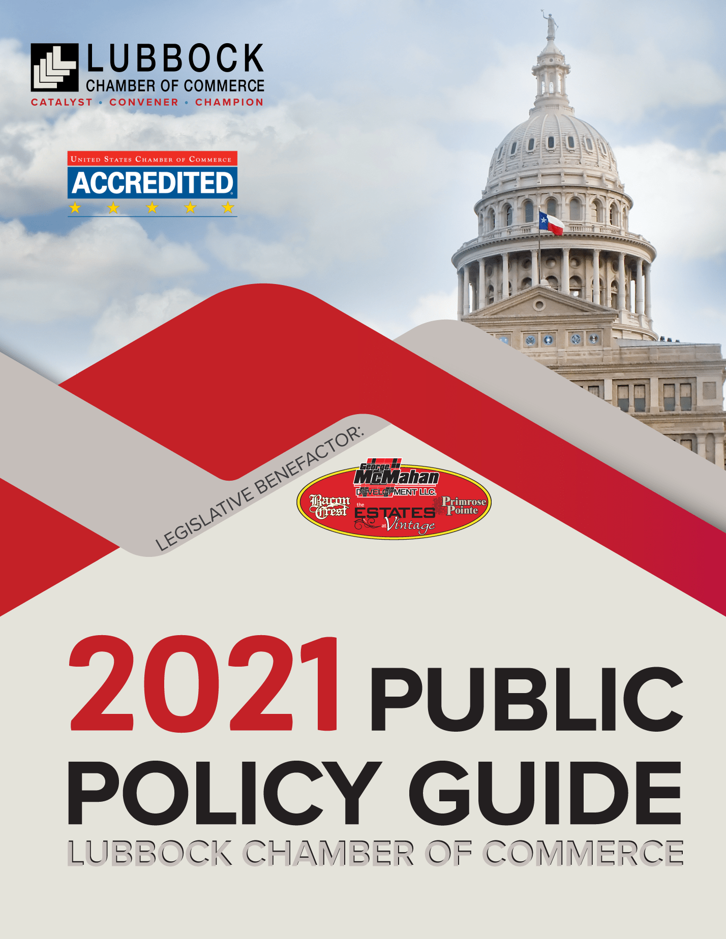 View the Chamber's 2021 Public Policy Guide