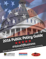 View the Chamber's 2016 Public Policy Guide
