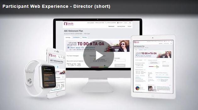 Participant Web Experience