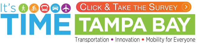 Take the Tampa Bay Transportation Survey