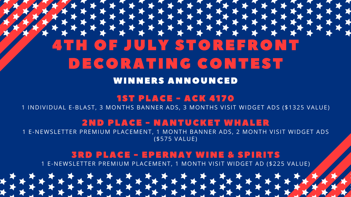 Vote Nantucket 4th of July