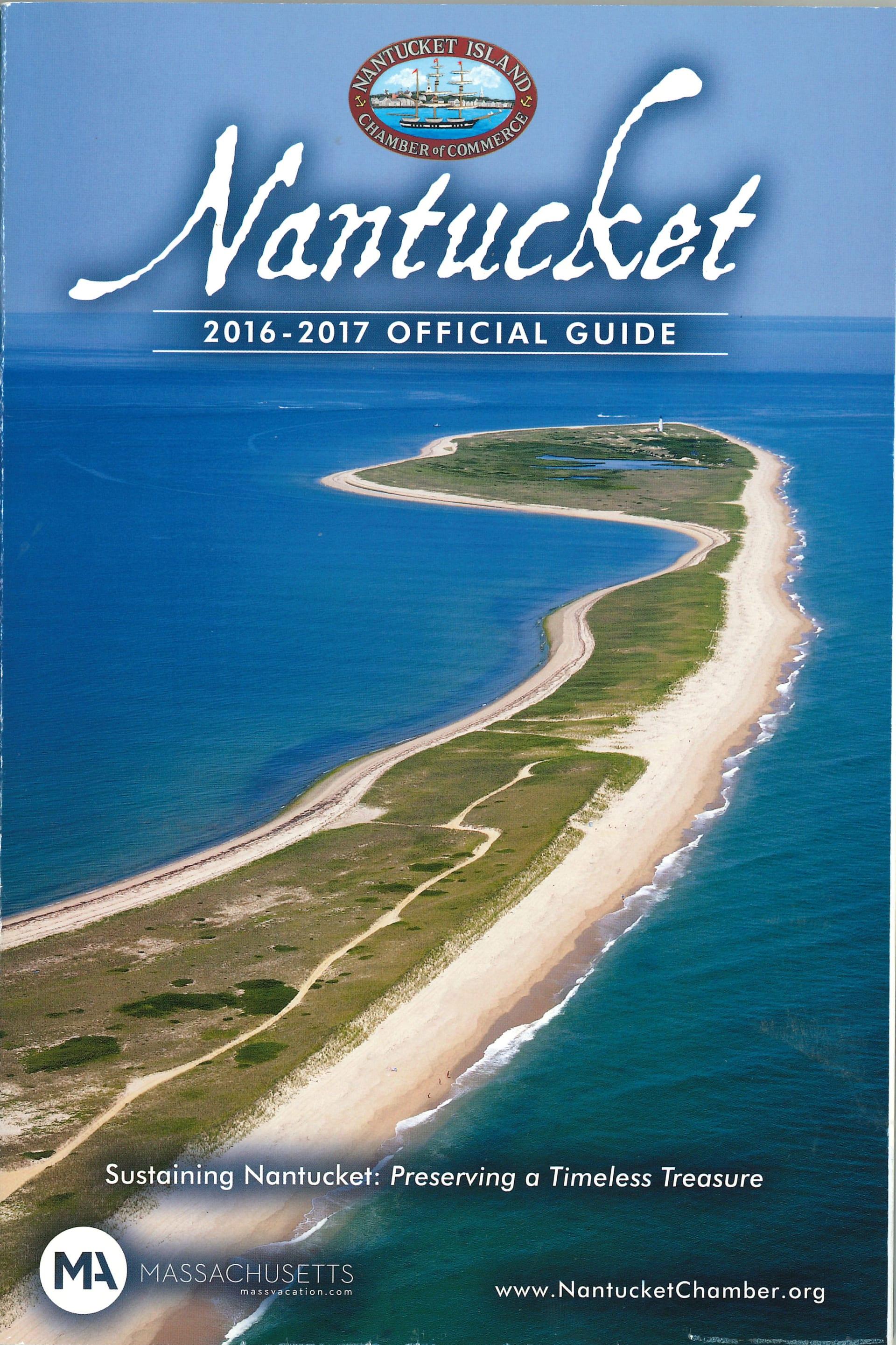 2016-17 Nantucket Guidebook