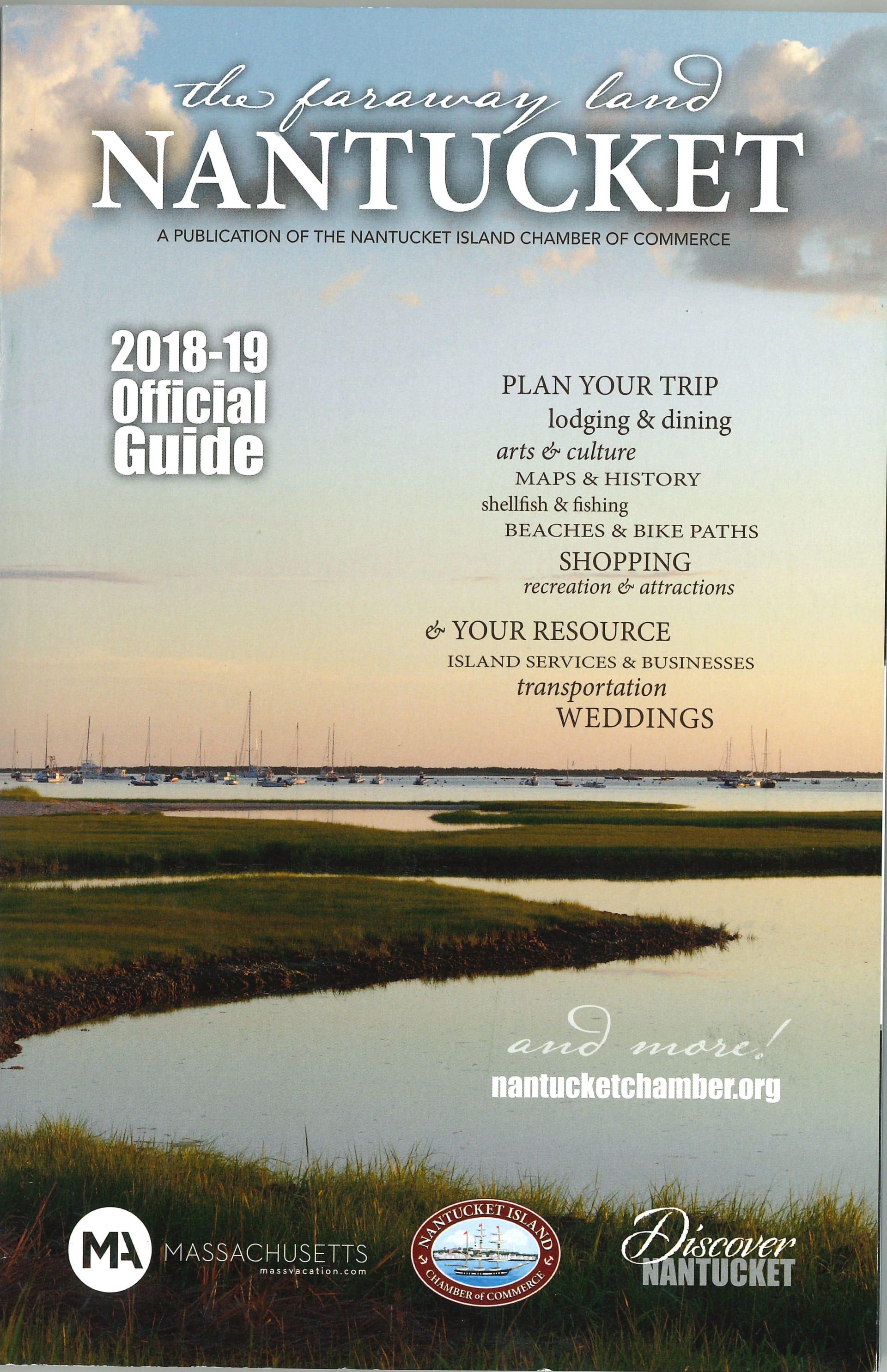 2018-19 Nantucket Guidebook