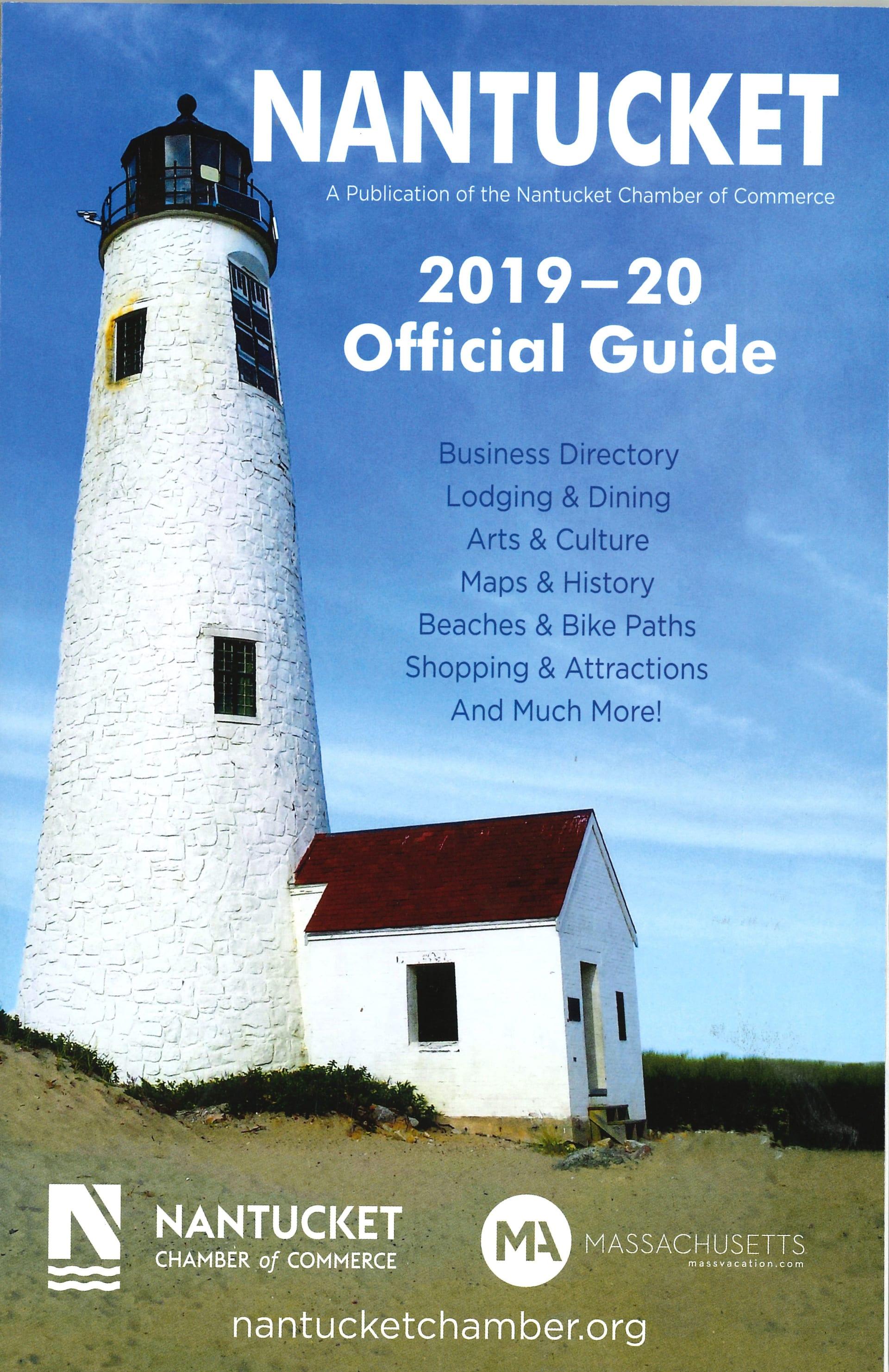 2019-20 Nantucket Guidebook