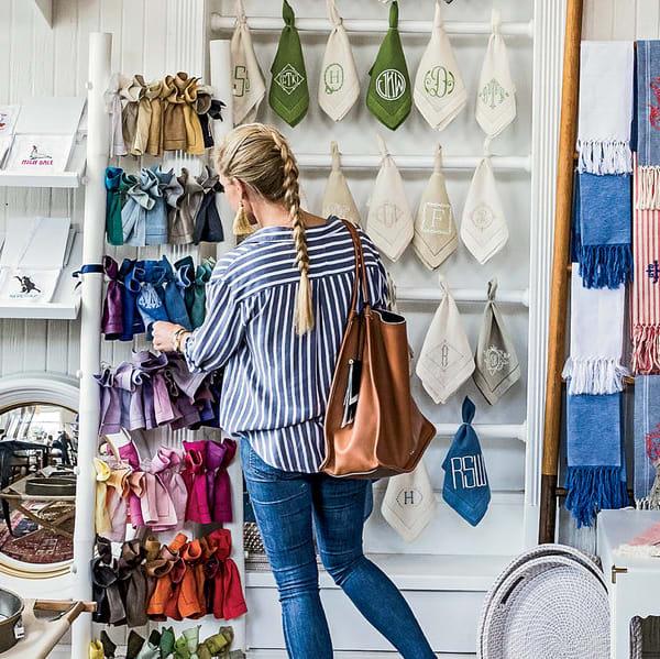 Shopping Nantucket
