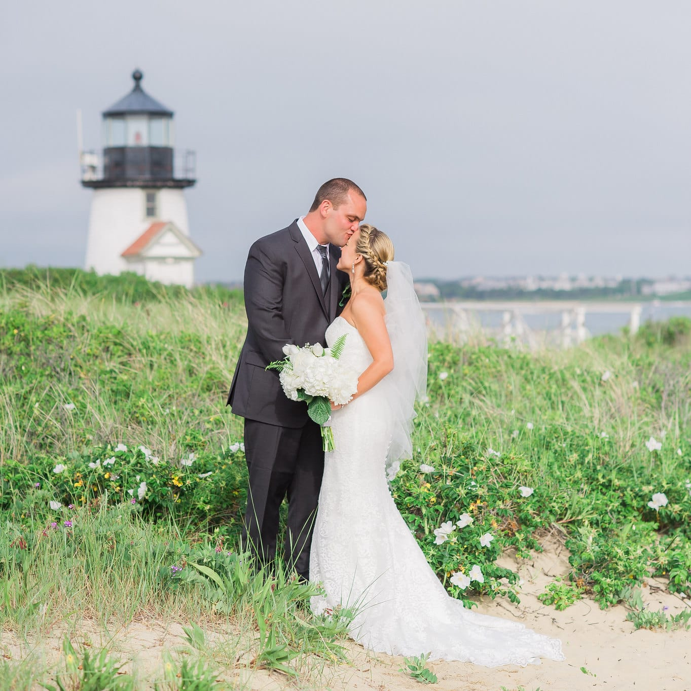 Wedding On Nantucket Brant Point