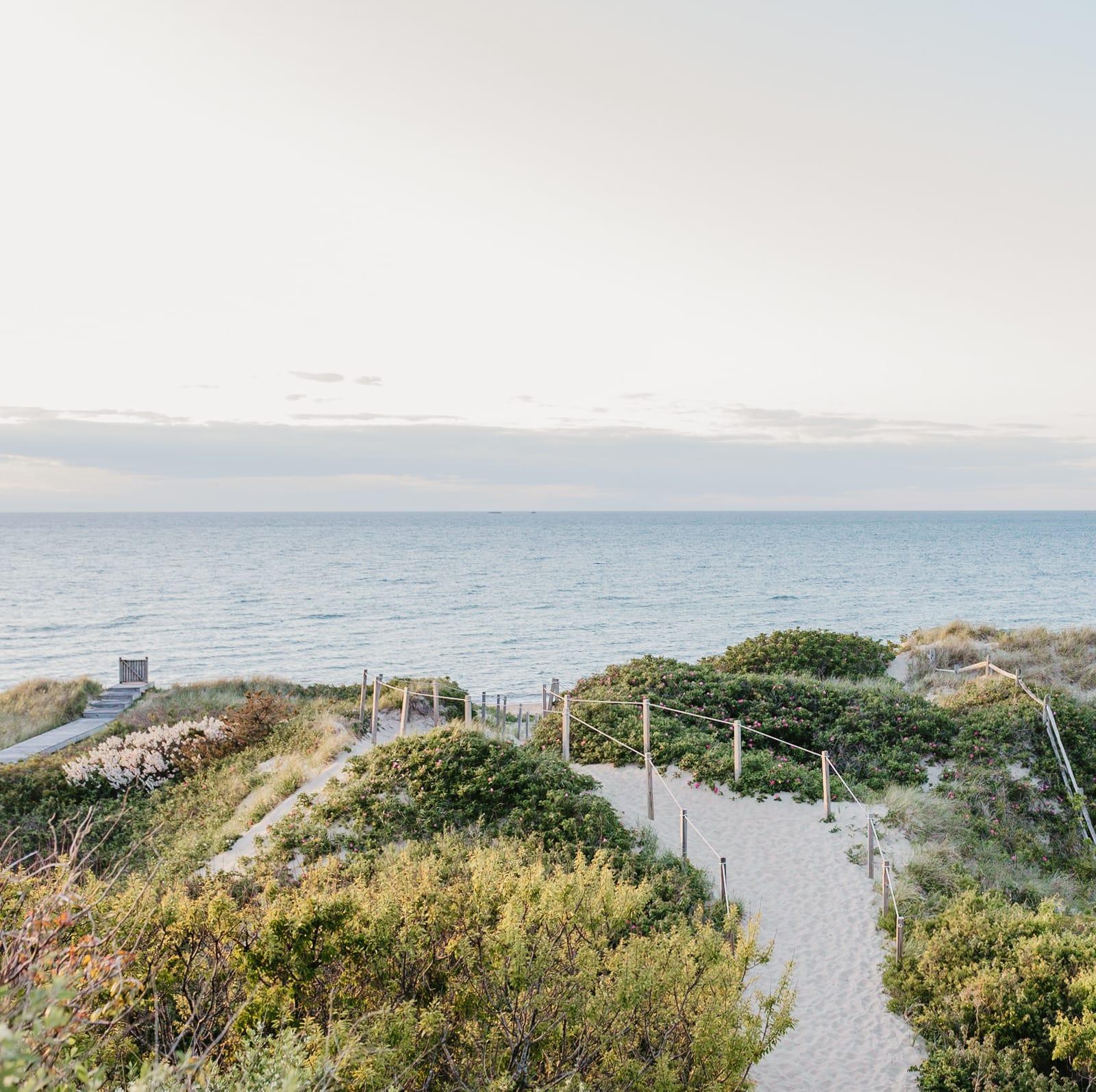 Visit Nantucket Steps Beach