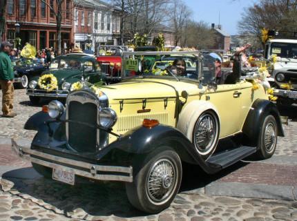 Daffodil Car Parade