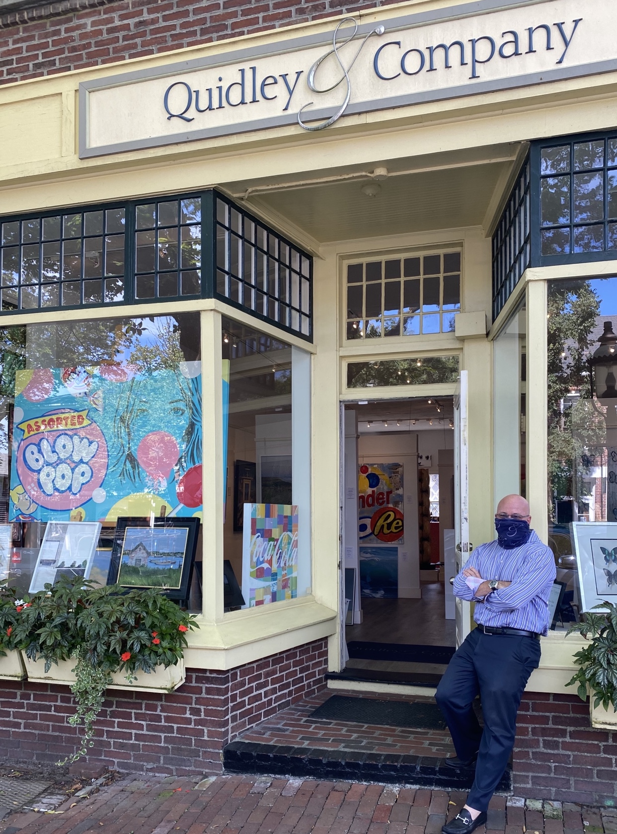 Quidley & Company Nantucket Storefront Stories