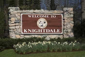 Welcome To Knightdale Sign small.jpg