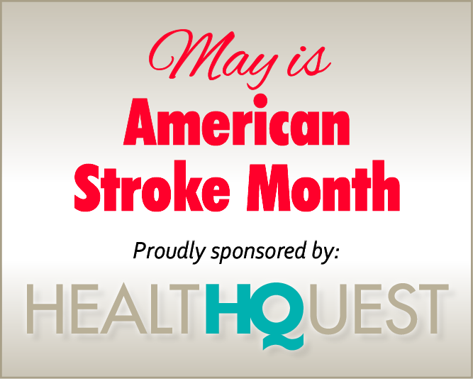 May is American Stroke Month