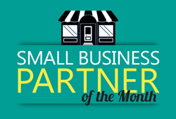 Small Business Partner of the Month