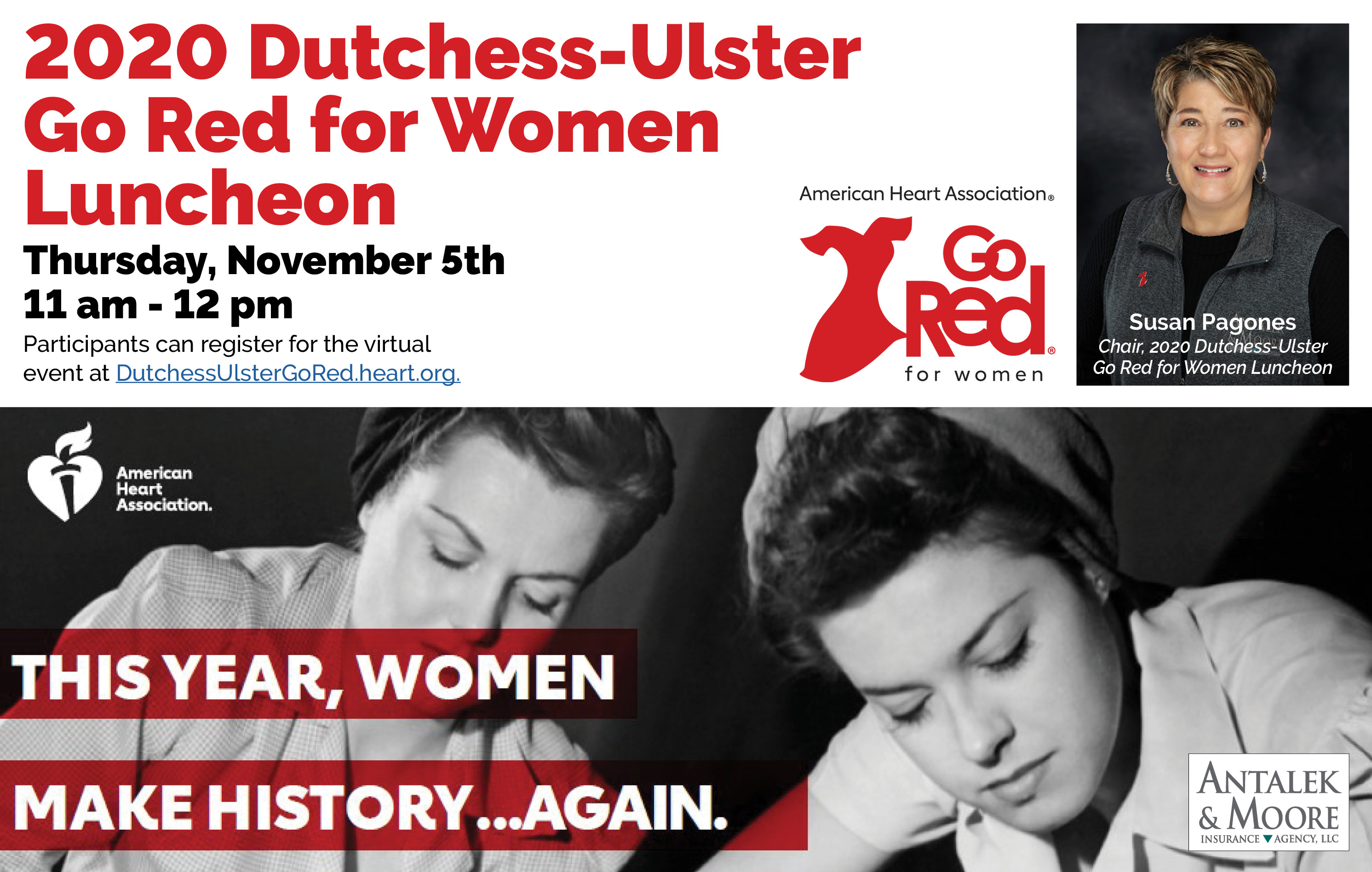 Go Red For Women- AHA