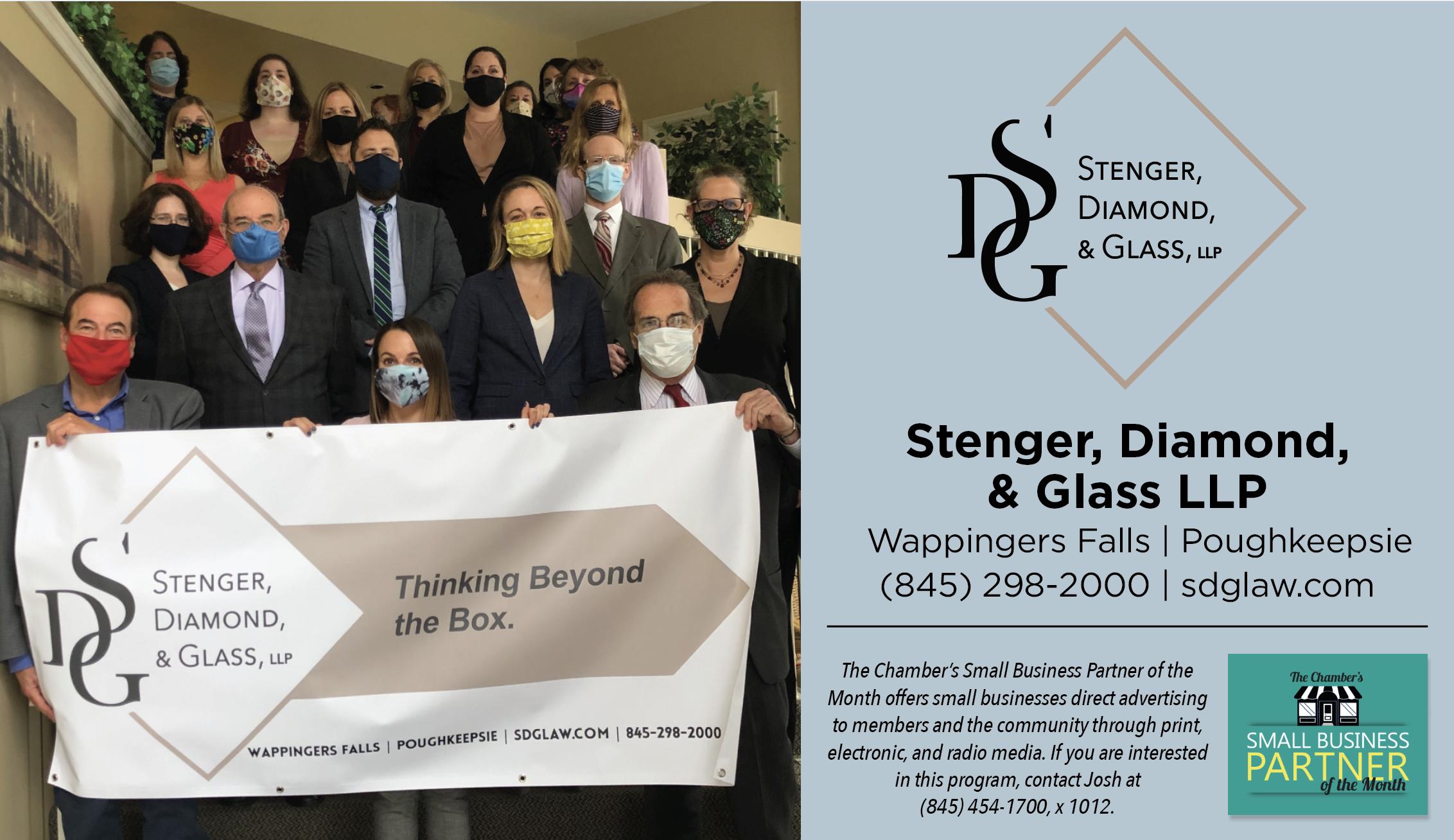 Stenger, Diamond, & Glass LLP
