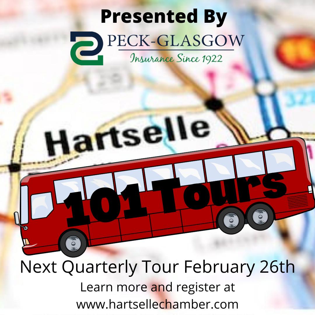 Hartselle 101 Tour