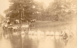 Bethel-Church-Baptism-Harts-PondAug-1908