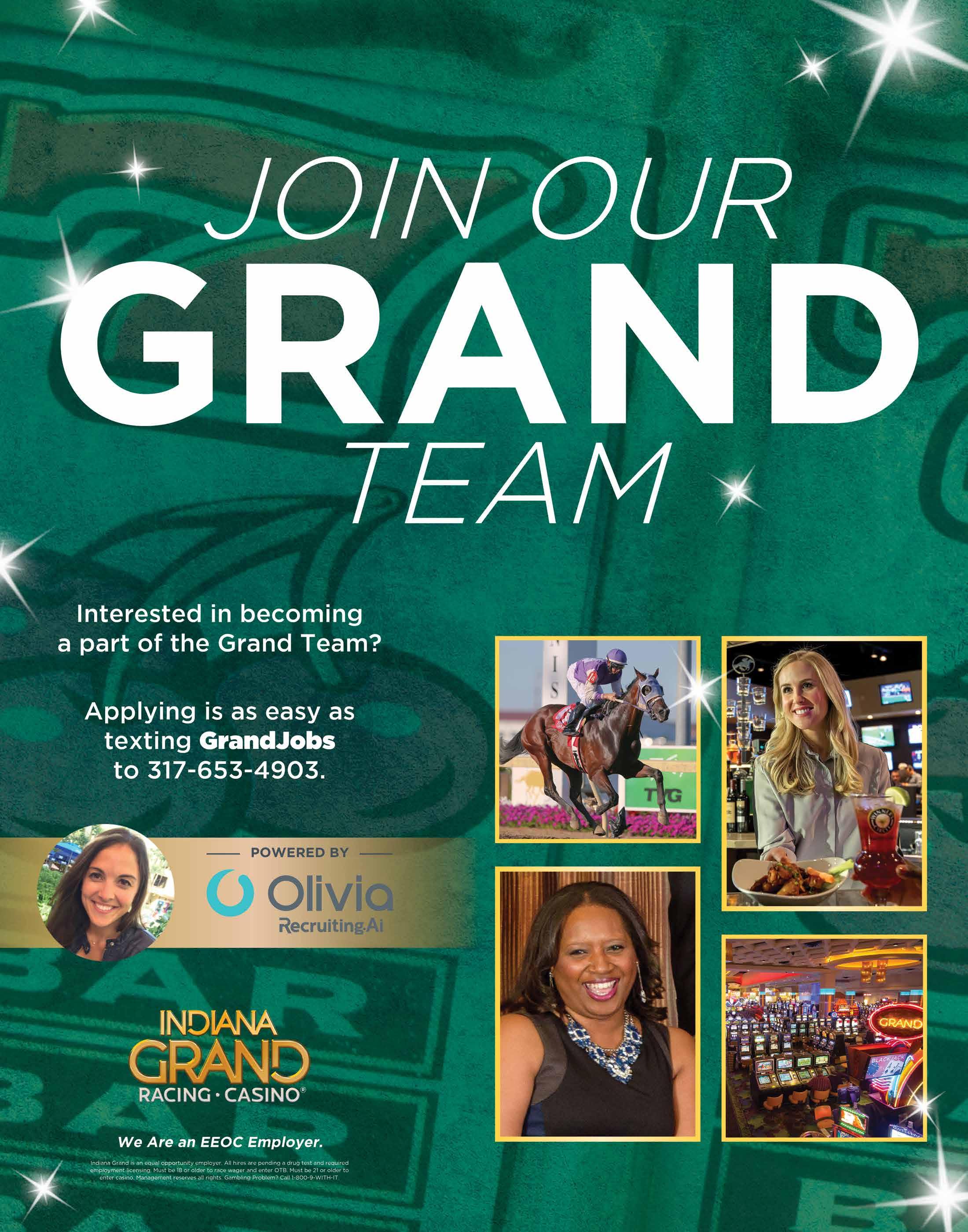 Casino indiana job potowatimi bingo and casino