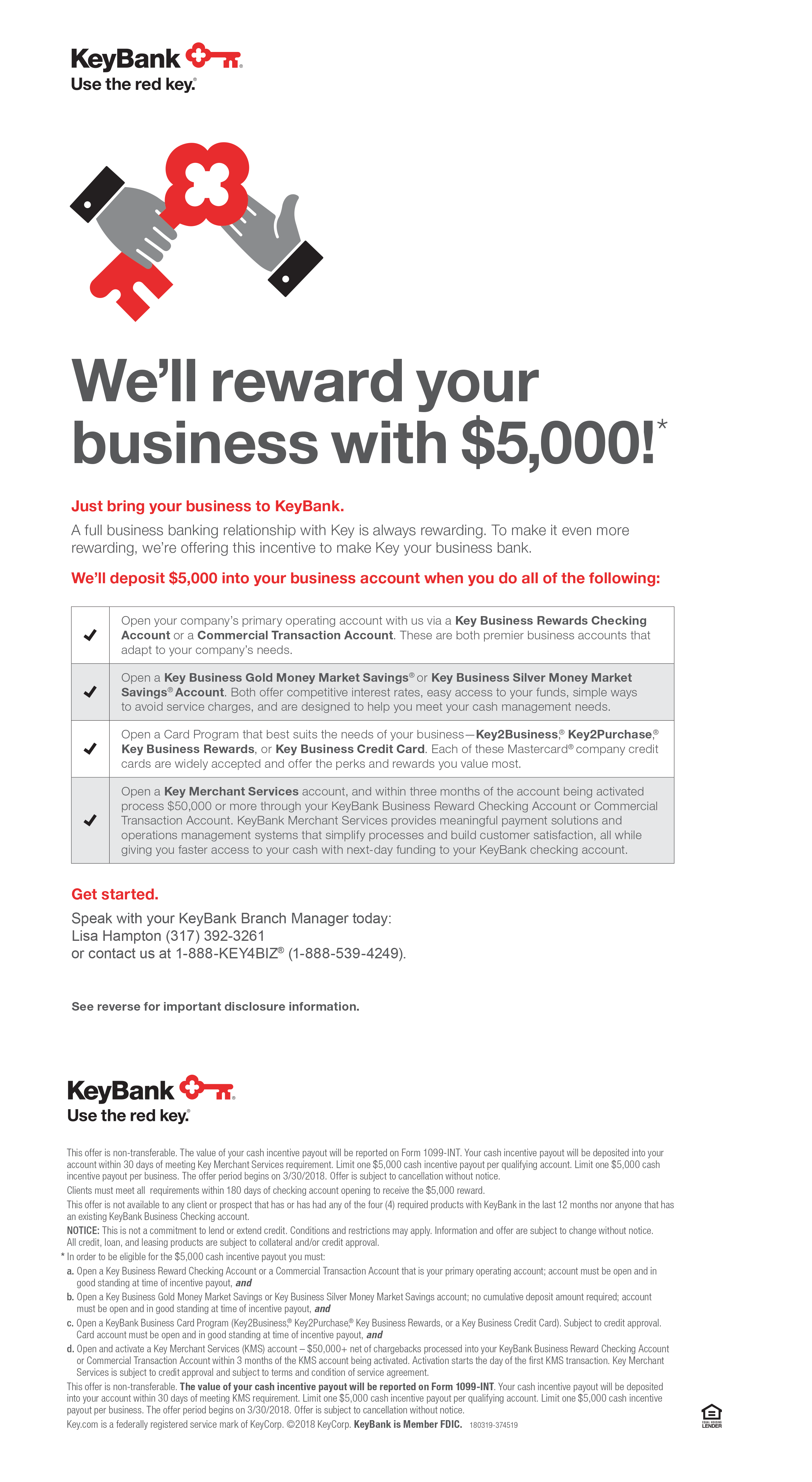 Keybank well reward your business with 5000 shelby county keybank well reward your business with 5000 colourmoves