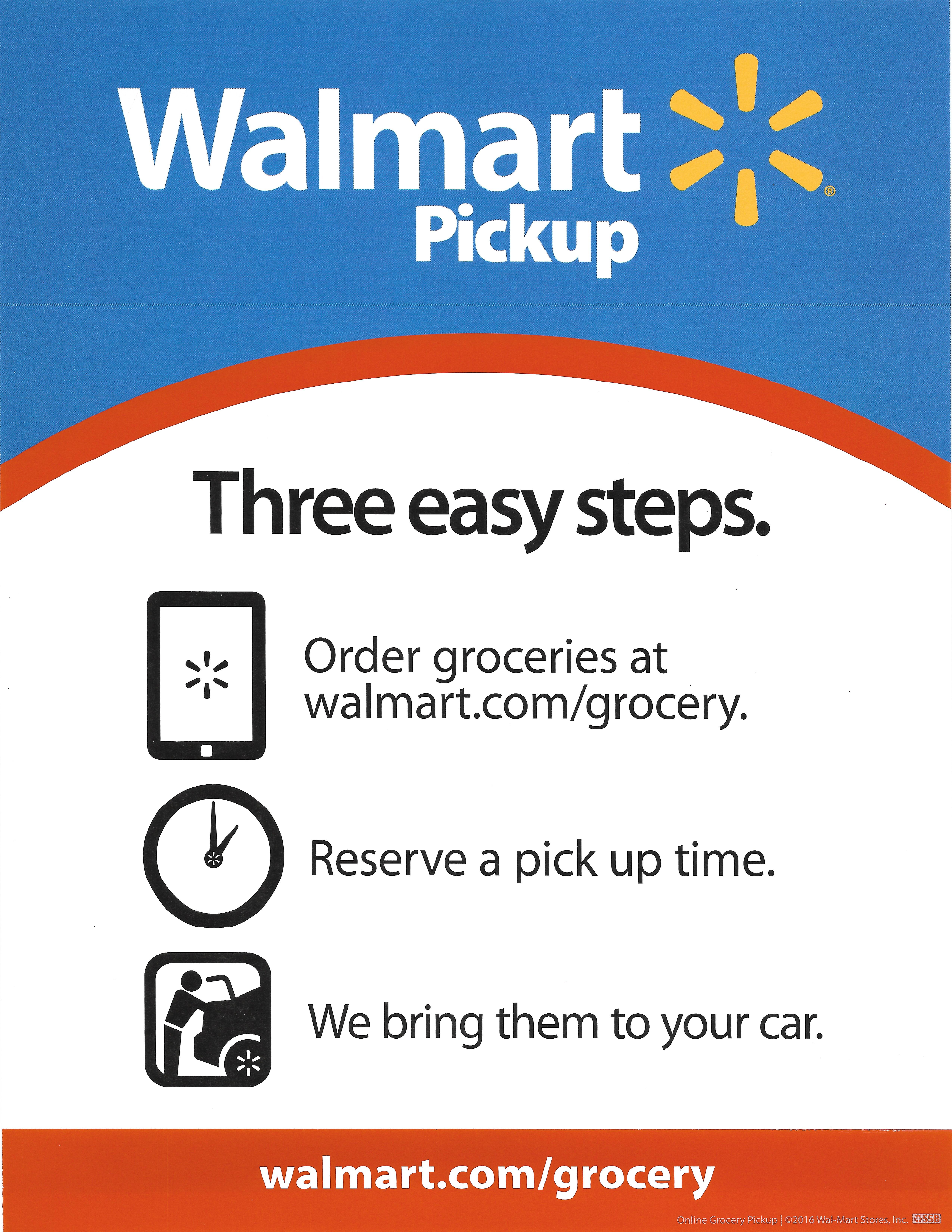 Walmart: Walmart Pickup - Online Grocery Shopping - Shelby County ...