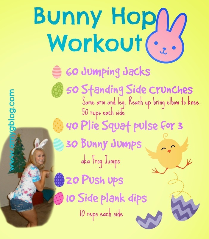 Scac Fitness Sweaty Easter Bunny Shelby County Chamber Of