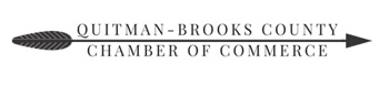 Quitman-Brooks County Chamber of Commerce Logo