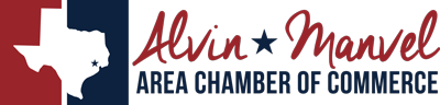 Alvin Manvel Area Chamber of Commerce Logo