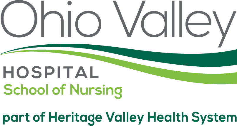 Ohio Valley Hospital - School of Nursing - Part of Heritage Valley Health System Logo