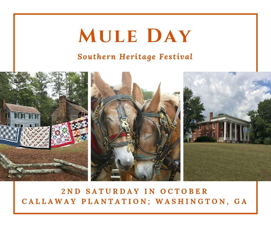 Mule Day - A Southern Heritage Festival