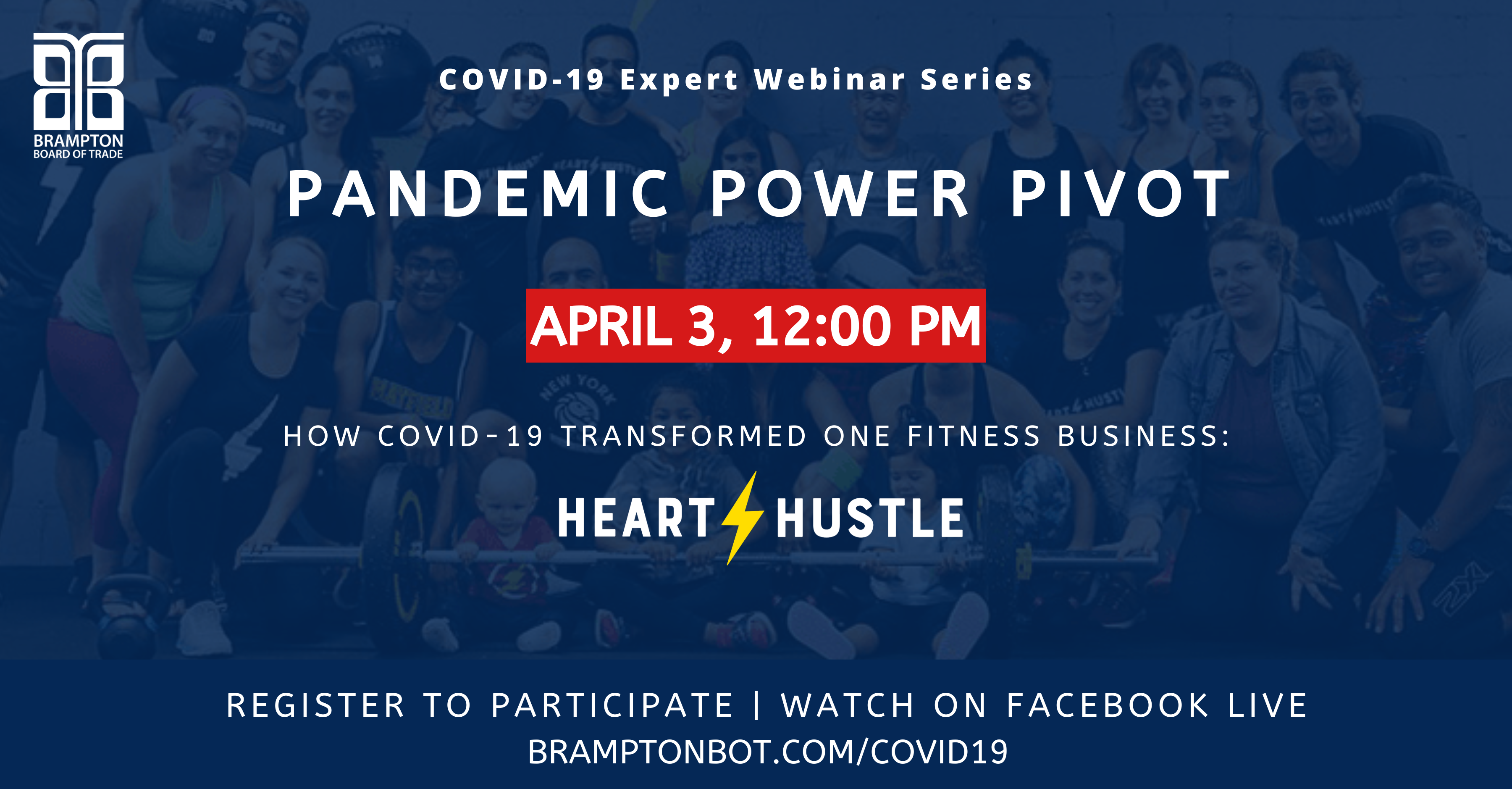 Pivoting Your Business heart & Hustle