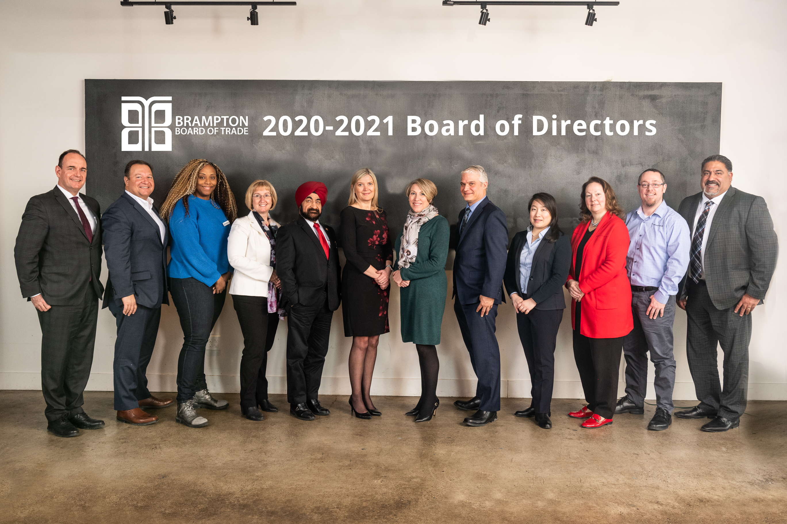 2020-2021 Brampton Board of Trade Board of Directors.JPG